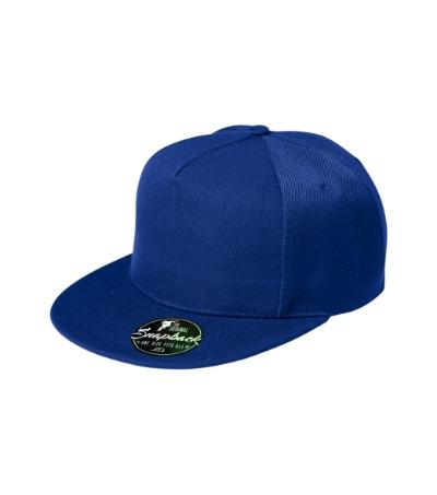 Rap 5P čepice unisex královská modrá nastavitelná