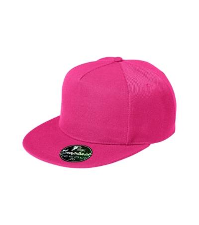 Rap 5P čepice unisex purpurová nastavitelná