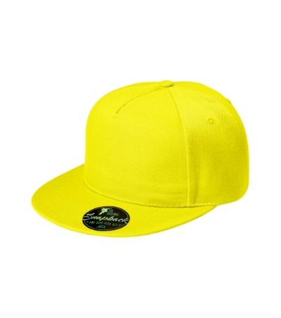 Rap 5P čepice unisex citronová nastavitelná