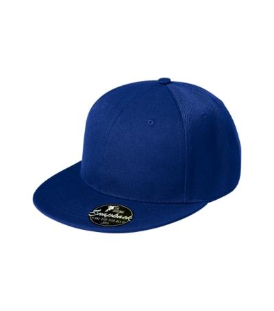 Rap 6P čepice unisex královská modrá nastavitelná