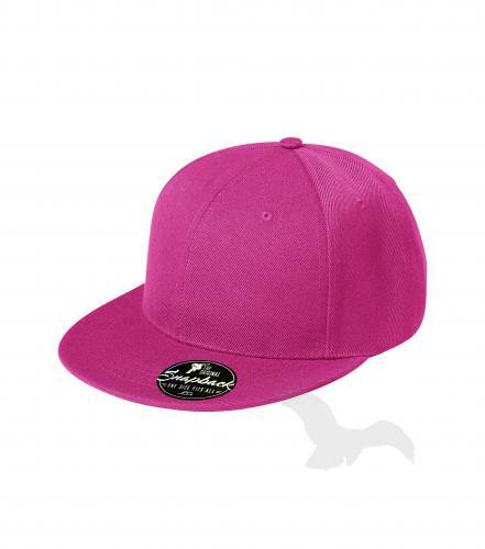 Rap 6P čepice unisex purpurová nastavitelná