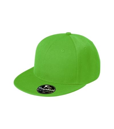 Rap 6P čepice unisex apple green nastavitelná