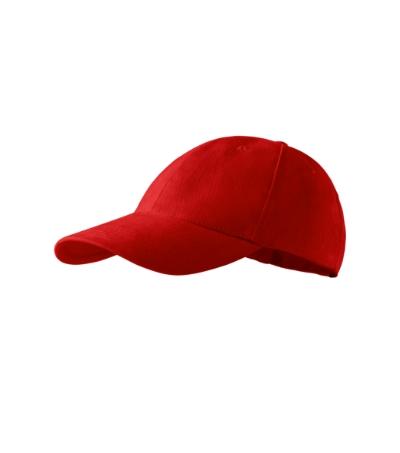 Čepice dětská 6P červená