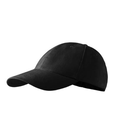 Čepice 6P černá
