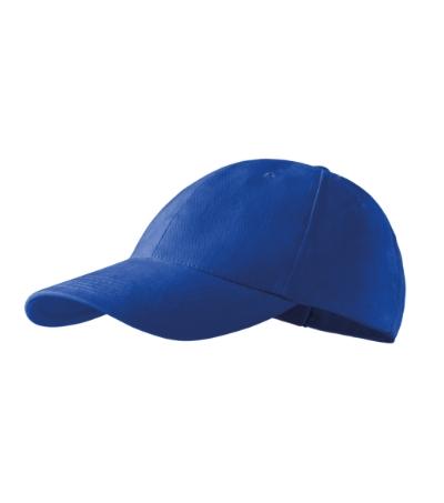 Čepice 6P královská modrá