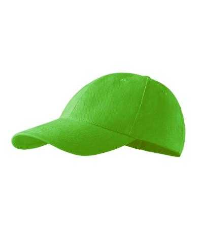 Čepice 6P apple green