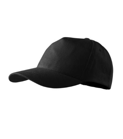 Čepice 5P černá