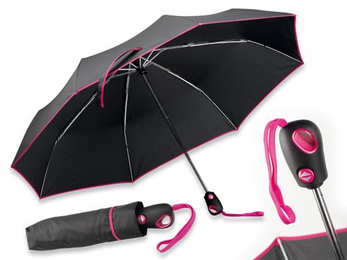 DRIZZLE - skládací deštník se systémem open/close