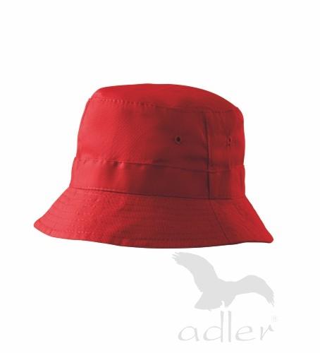 Klobouček Child červený