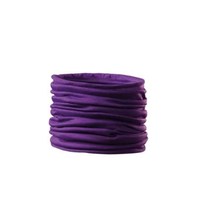 Šátek Twister fialová