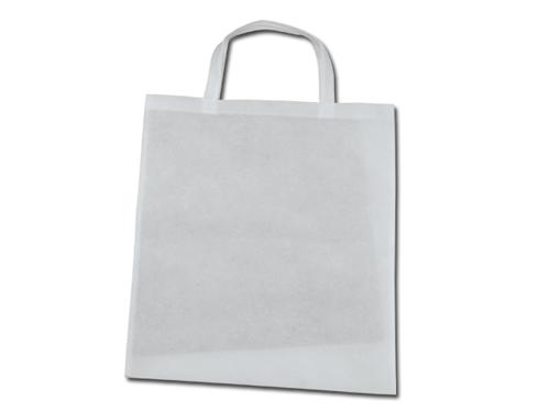 TAZARA - nákupní taška - bílá