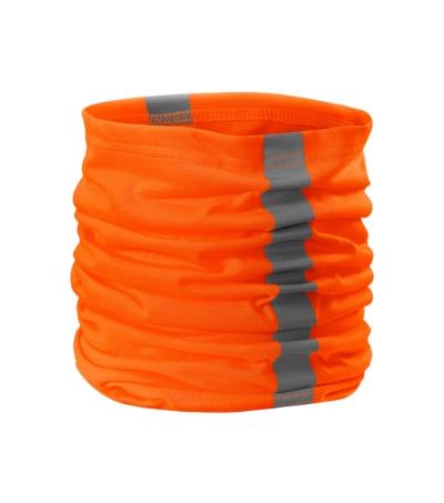 HV šátek Twister reflexní oranžová