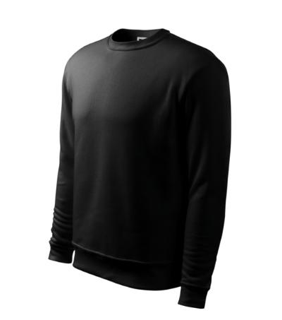 Mikina pánská Essential 300 černá XXXL