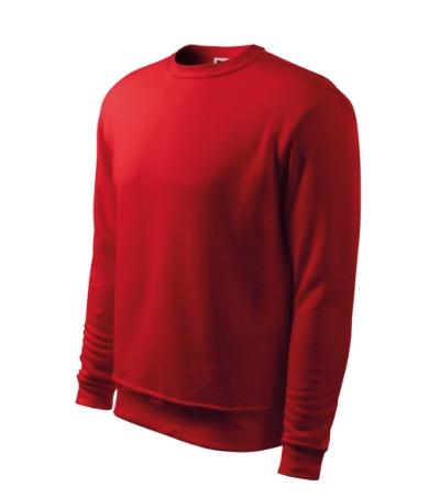 Mikina pánská Essential 300 červená XXXL