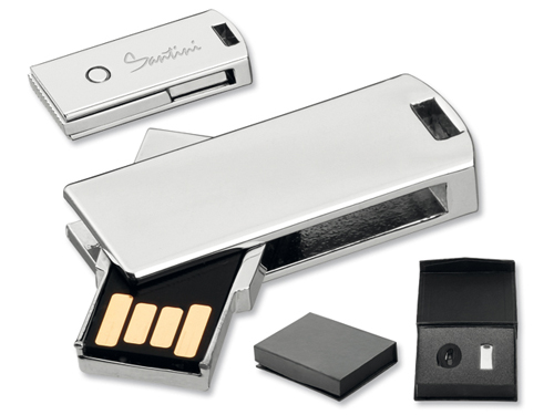 USB FLASH 41 - 4 GB Santini, 2.0