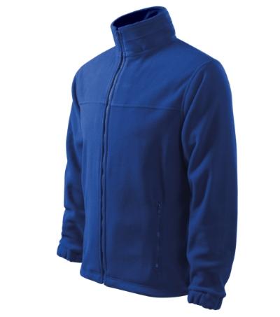 Pánský Fleece Jacket královská modrá XXXXL