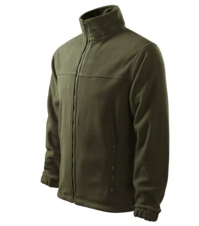 Fleece Pánský Fleece Jacket military XXXL