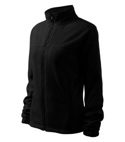 Dámský Fleece Jacket černá 2XL