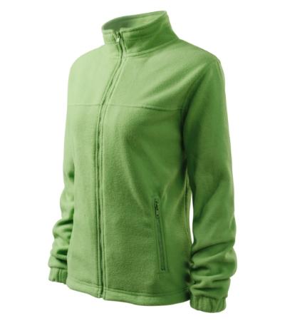 Dámský Fleece Jacket trávově zelená 2XL