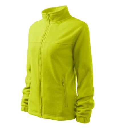 Dámský Fleece Jacket limetková 2XL