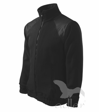 Unisex Fleece Jacket Hi-Q 360 černá XXXL