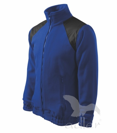 Unisex Fleece Jacket Hi-Q 360 královská modrá XXXL