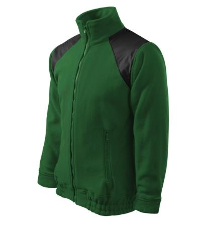 Unisex Fleece Jacket Hi-Q 360 lahvově zelená XXXL
