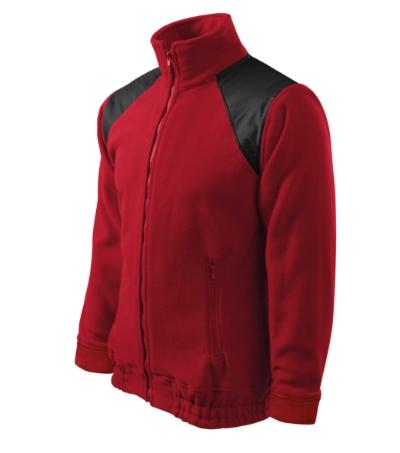 Unisex Fleece Jacket Hi-Q 360 marlboro červená XXX