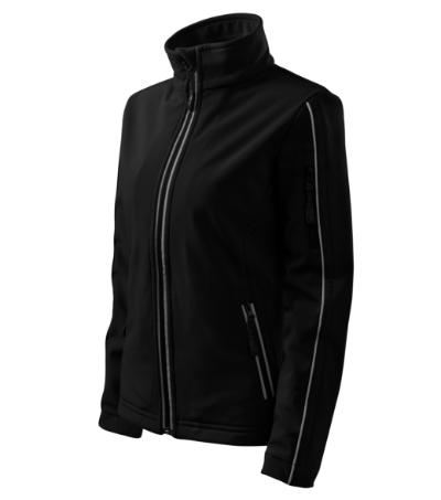 Bunda dámská Softshell Jacket černá XXL