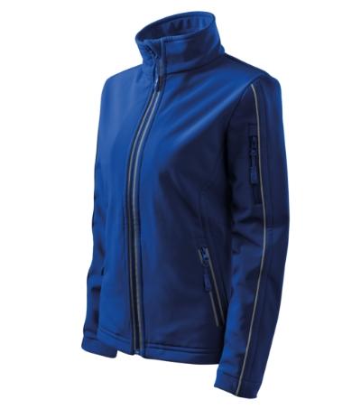 Bunda dámská Softshell Jacket královská modrá XXL