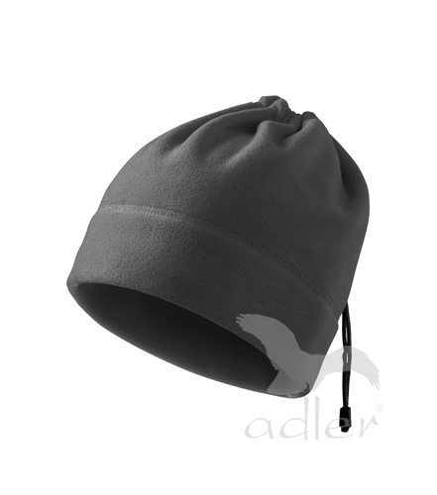 Unisex fleece čepice Practic ocelově šedá uni