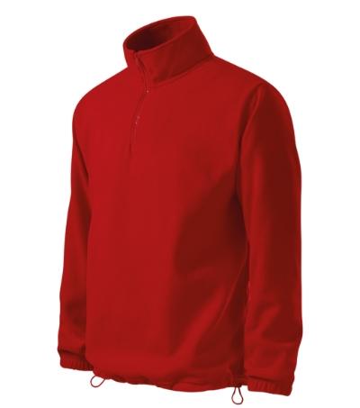 Horizon fleece pánský červená XXXL