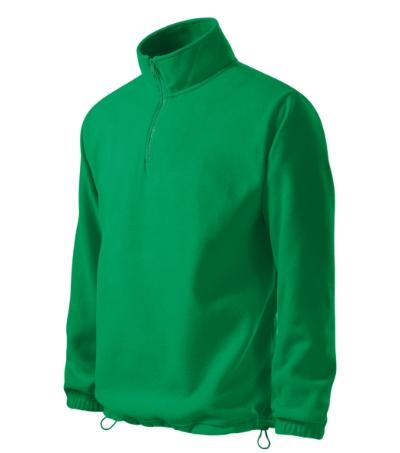 Horizon fleece pánský středně zelená XXXL