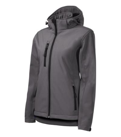 Softshellová bunda dámská Performance ocelově šedá