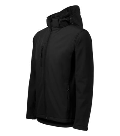 Softshellová bunda pánská Performance černá XXXL