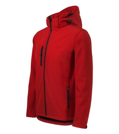 Softshellová bunda pánská Performance červená XXXL