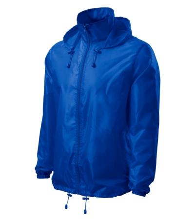 Unisex Větrovka Windy královská modrá XXXL