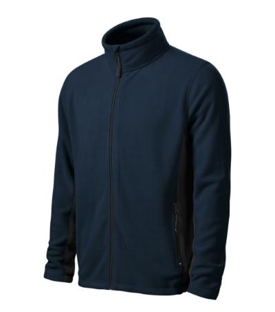 Frosty fleece pánský námořní modrá 4XL