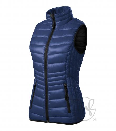 Malfini vesta dámská Everest námořní modrá 2XL