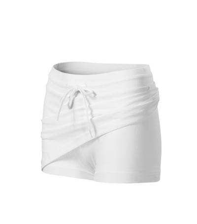 Dámská sukně Skirt two in one 200 bílá XL