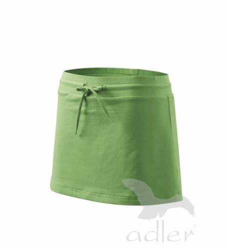 Dámská sukně Skirt two in one 200 trávově zelená X