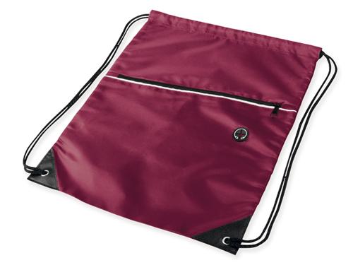 GARU - polyesterový stahovací batoh, 210D