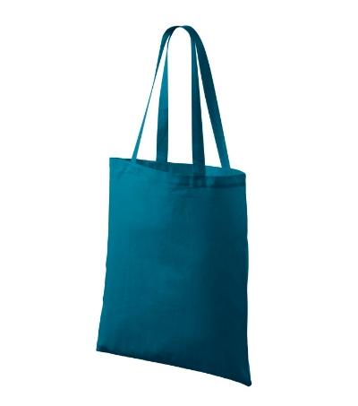 Small nákupní taška unisex petrolejová uni