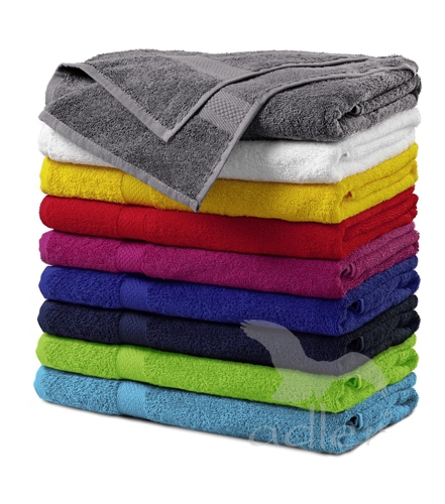 Osuška Terry Bath Towel 450 tyrkysová 70 x 140 cm