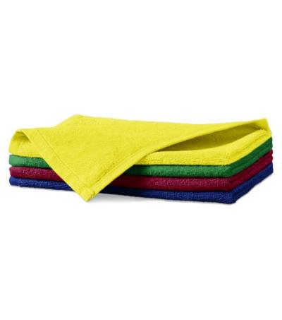 Malý ručník Terry Hand Towel 350 středně zelená 30