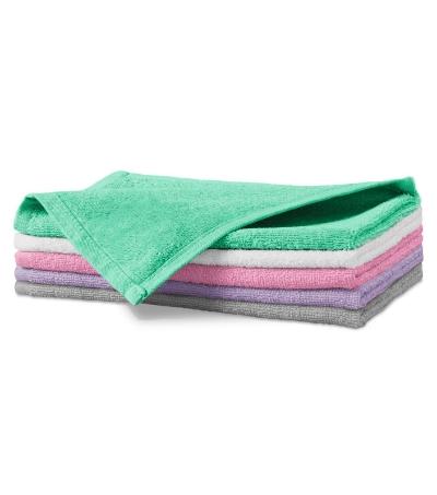 Malý ručník Terry Hand Towel 350 mátová 30 x 50 cm
