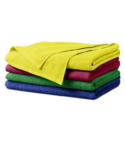 Osuška Terry Bath Towel 350 středně zelená 70 x 14