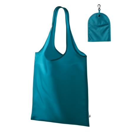 Nákupní taška Smart tmavý tyrkys