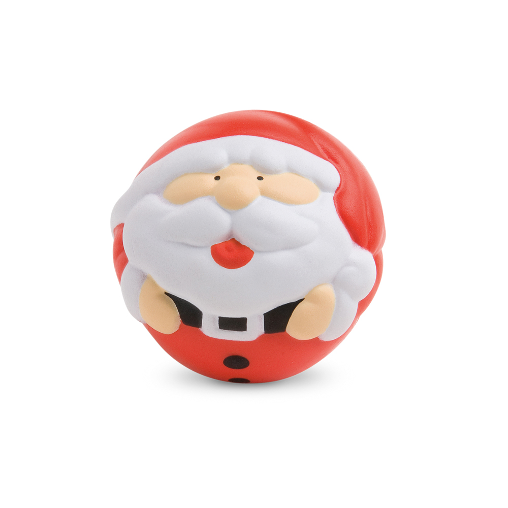 ZLATAR. Antistresový  míček Santa