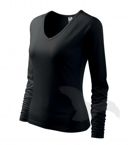 Elegance triko dámské černá 3XL